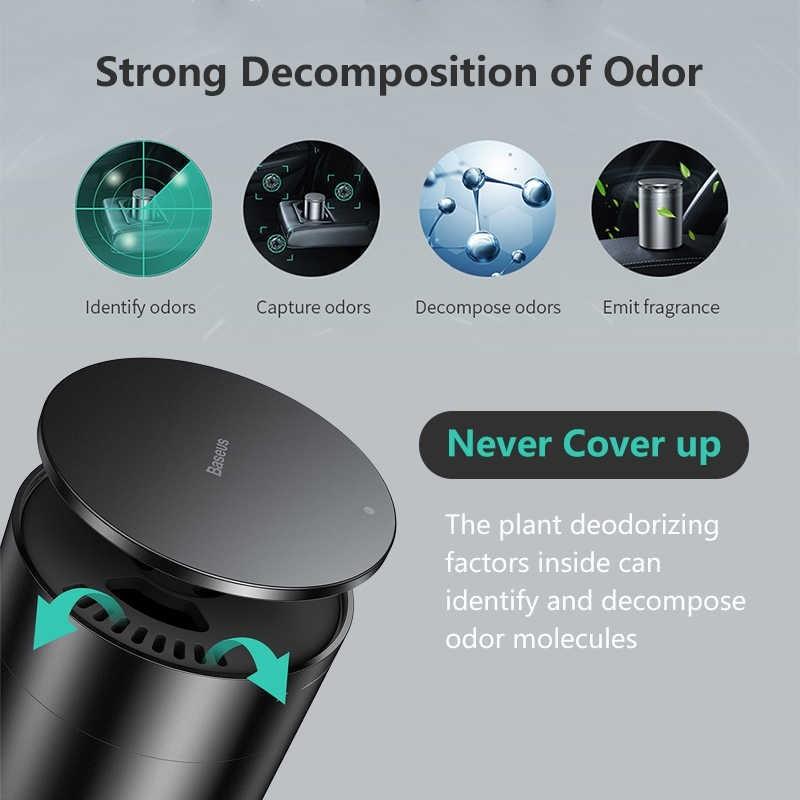 Baseus Minimalist Car Cup Holder Air Freshener (7)