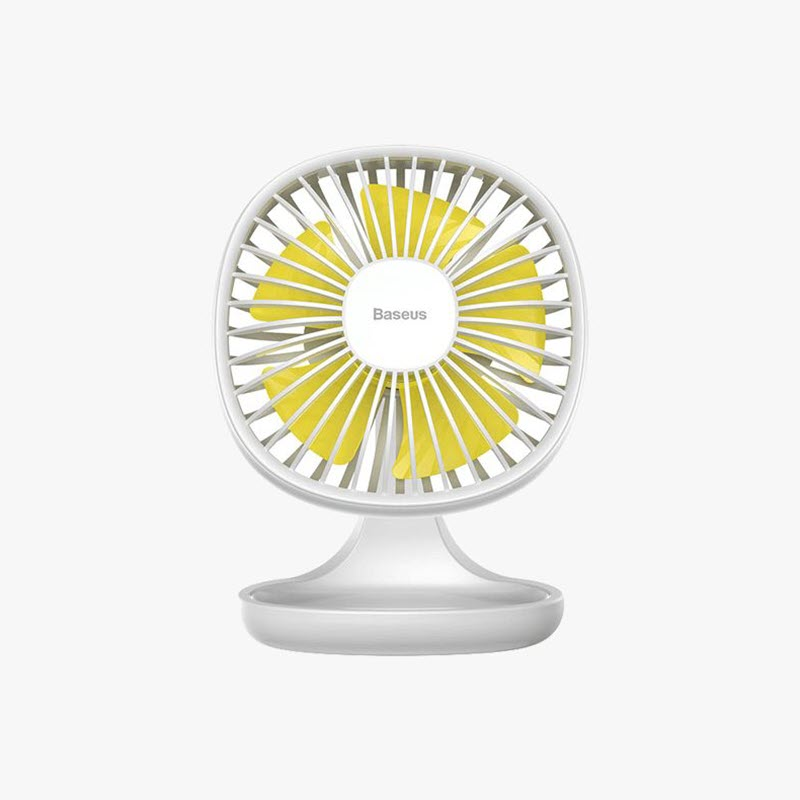Baseus Portable Usb Fan 3 Speed Mini Fan 1