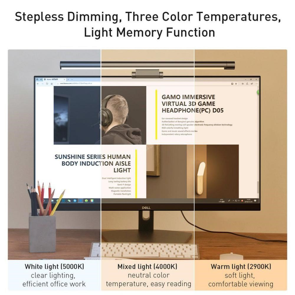 Baseus Screen Hanging Light Fighting Pro (1)