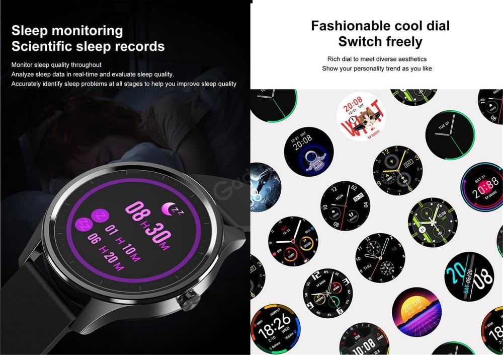 Dt55 Smart Watch Intelligent Waterproof Sports Watch (2)
