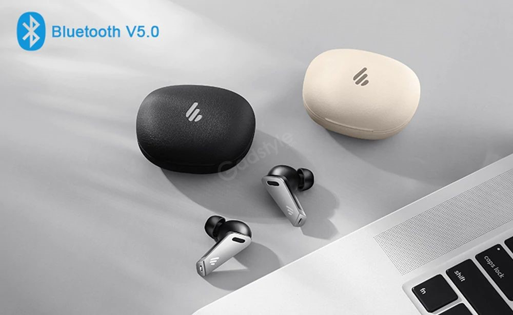 Edifier Tws Nb2 Active Noise Canceling Wireless Earbuds White (4)
