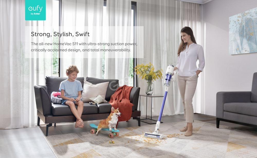 Eufy Homevac S11 Go Cordless Stick Vacuum Cleaner (1)