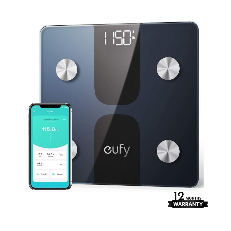 Eufy Smart Scale C1 With Bluetooth Body Fat Scale