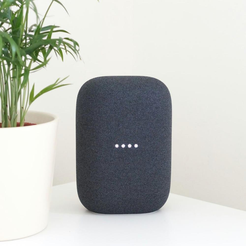 Google Nest Audio Smart Speaker Charcoal (2)