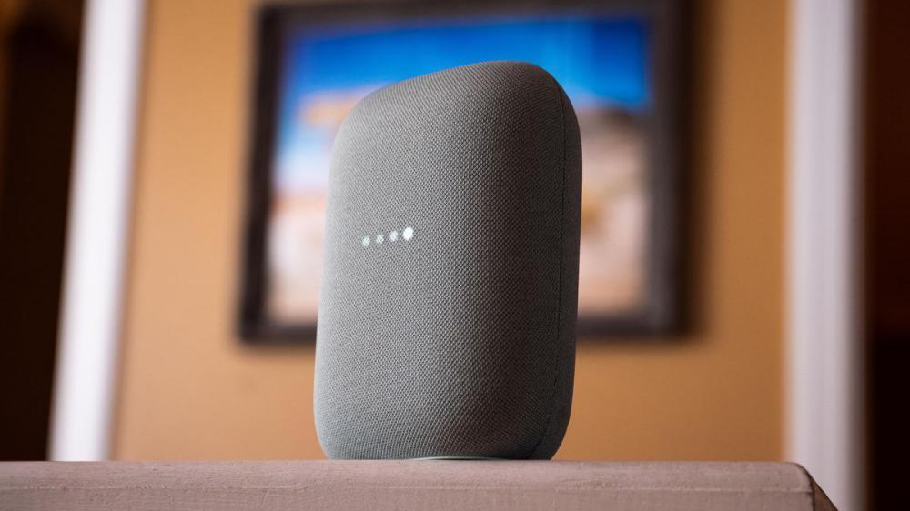 Google Nest Audio Smart Speaker Charcoal (4)