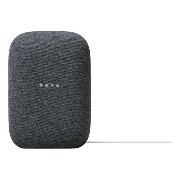 Google Nest Audio Smart Speaker Charcoal (5)