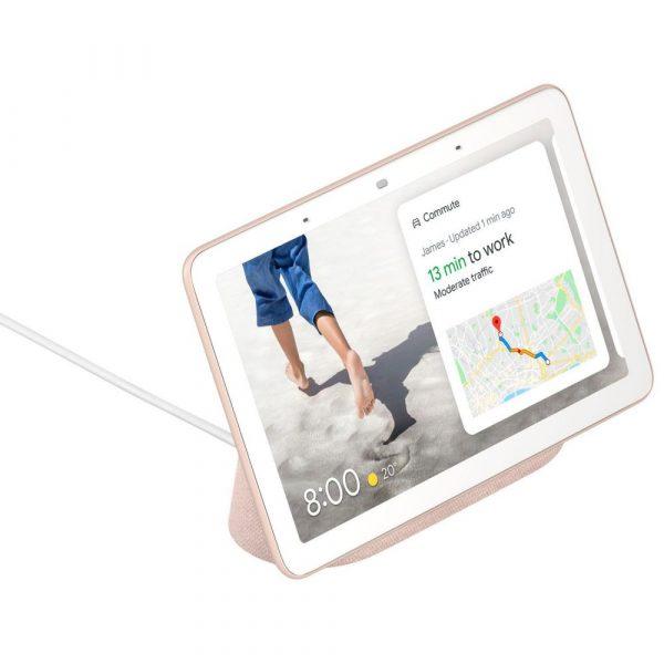 Google Nest Hub Smart Display With Google Assistant Sand (2)
