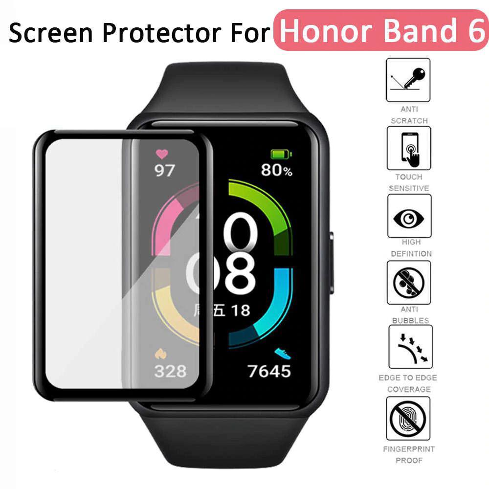 Huawei Honor Band 6 Screen Protector 2pcs (2)