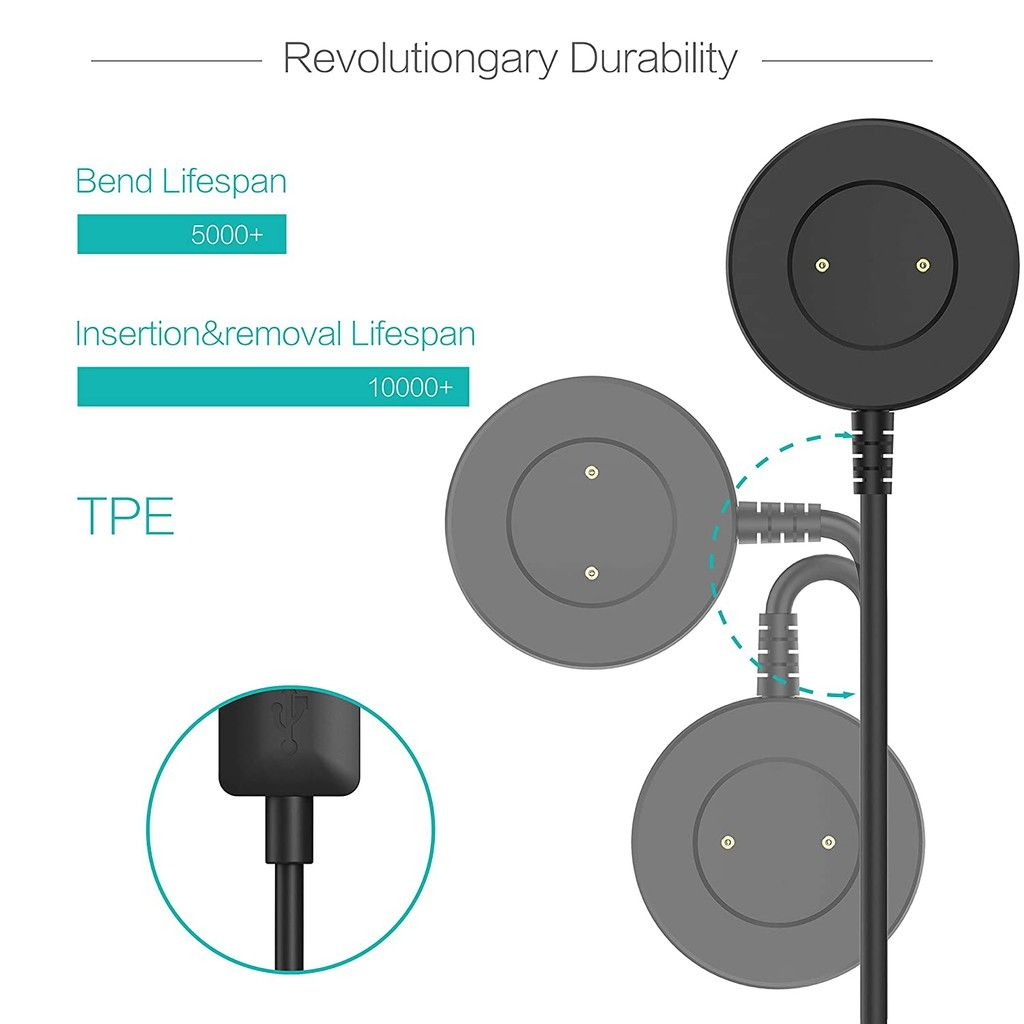 Huawei Watch Gt2 Usb Charging Cable (2)