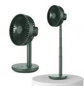 Isulife F13x Extendable Auto Rotating Desktop Fan (1)