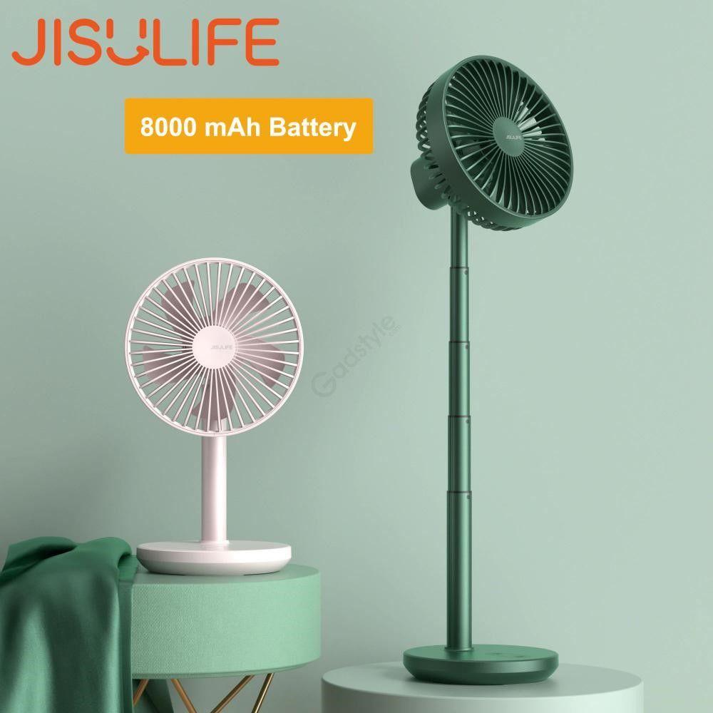 Isulife F13x Extendable Auto Rotating Desktop Fan (7)