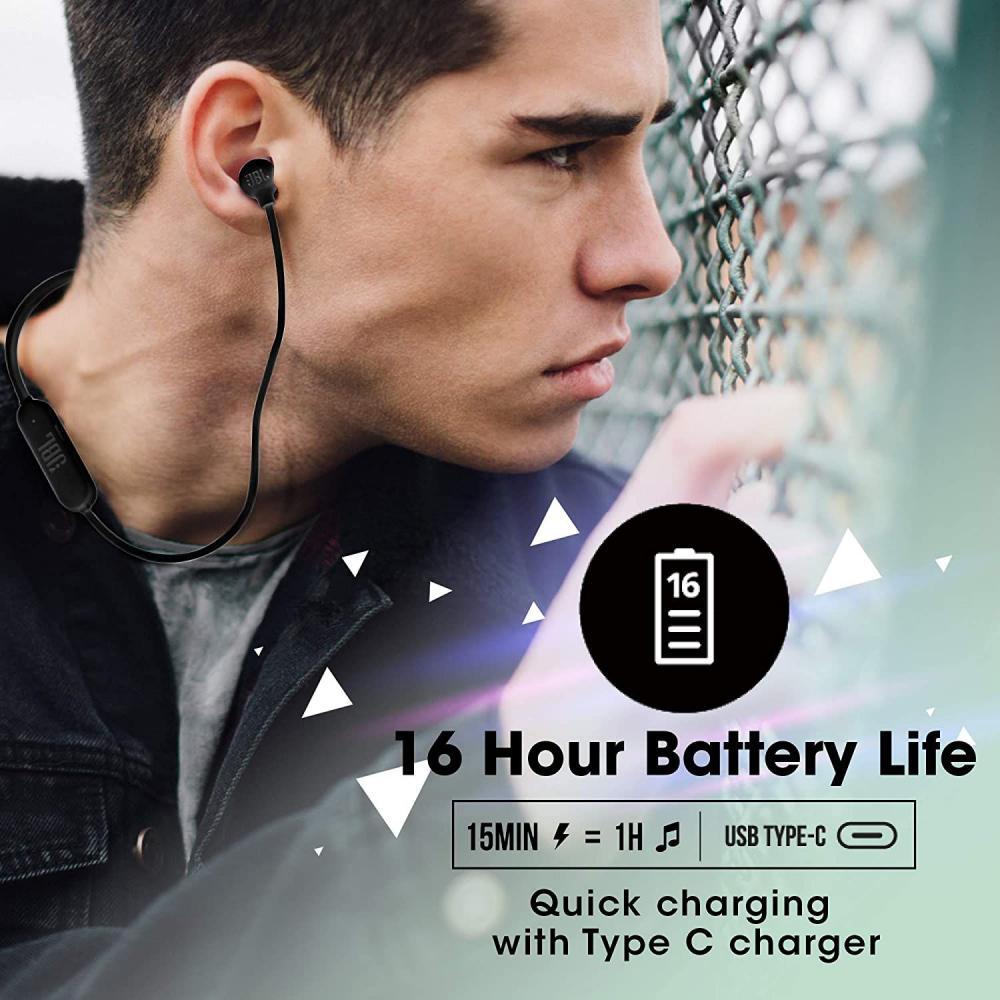 Jbl Tune 125bt Wireless Bluetooth Headphones (2)