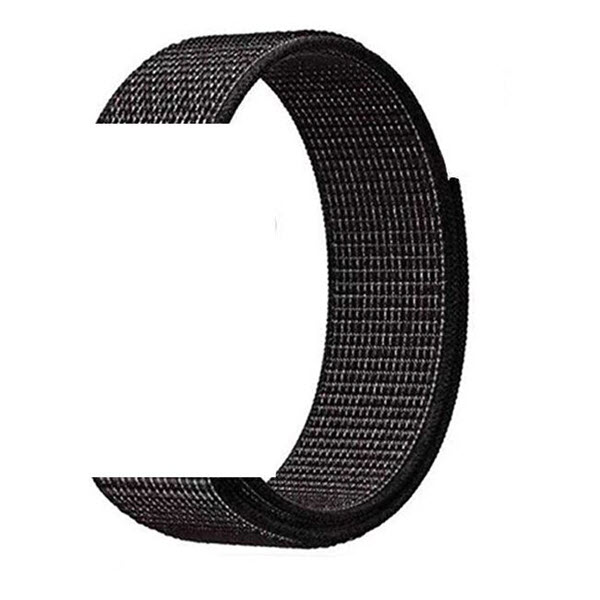 Naylon Braided Loop Watch Strap For 42 44mm (1)
