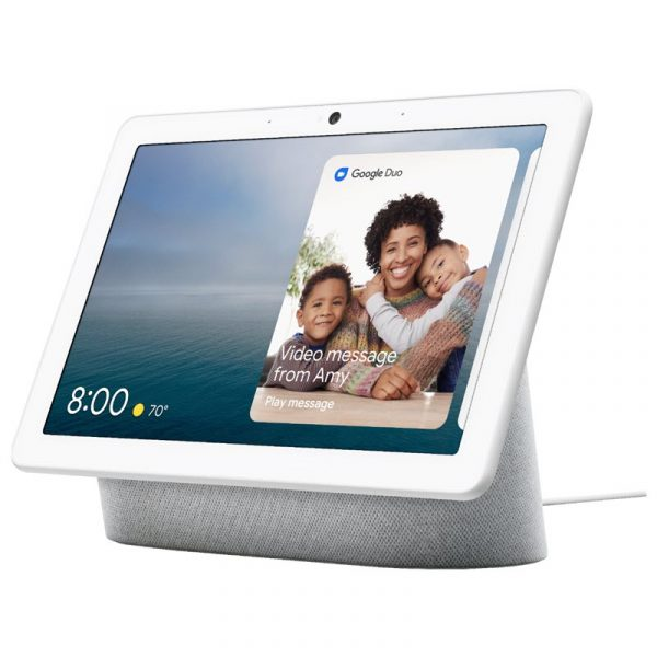 Nest Hub Max Smart Display With Google Assistant (1)