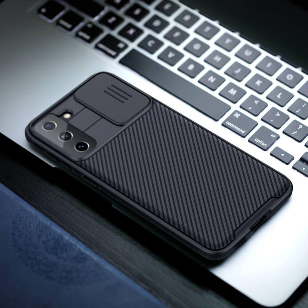 Nillkin Camshield Pro Cover Case For Samsung Galaxy S21 Plus 5g (4)