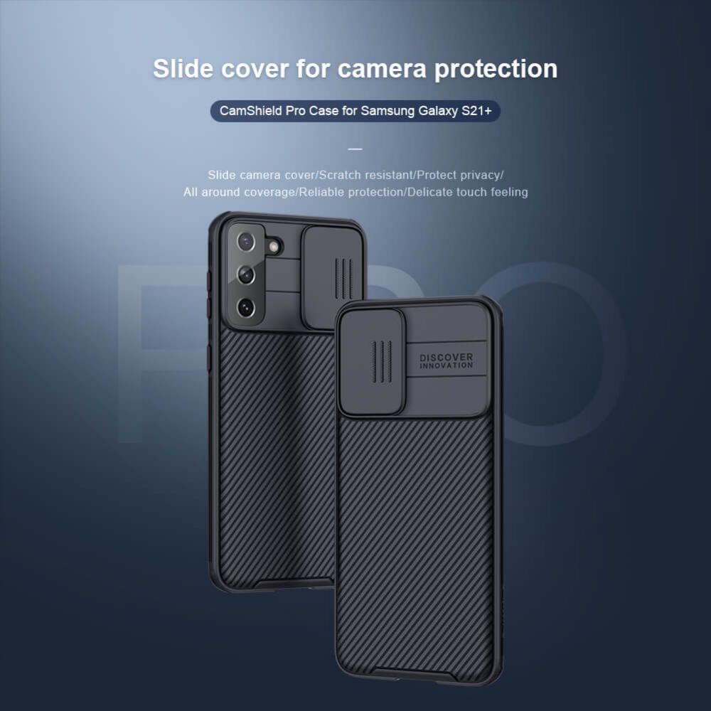 Nillkin Camshield Pro Cover Case For Samsung Galaxy S21 Plus 5g (6)
