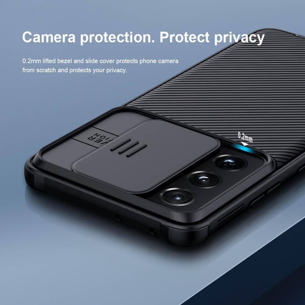 Nillkin Camshield Pro Cover Case For Samsung Galaxy S21 Ultra 5g (1)