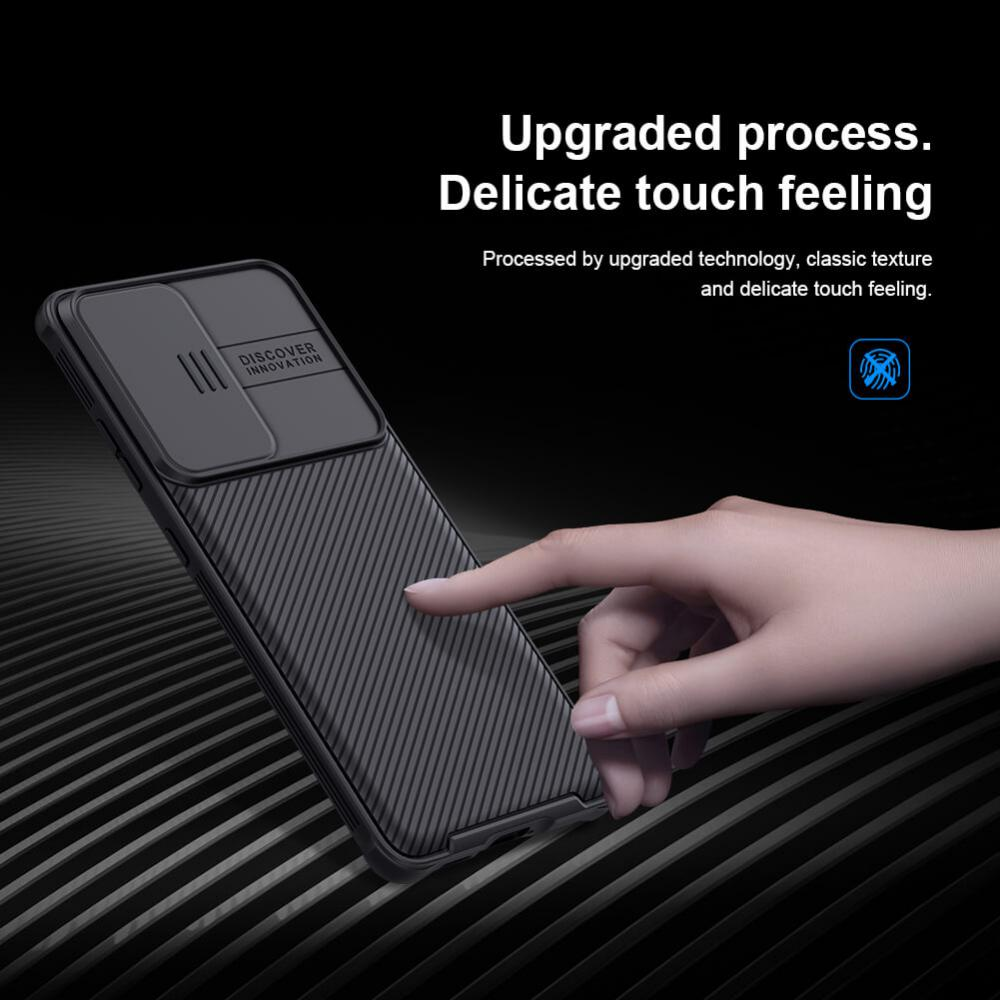 Nillkin Camshield Pro Cover Case For Samsung Galaxy S21 Ultra 5g (2)