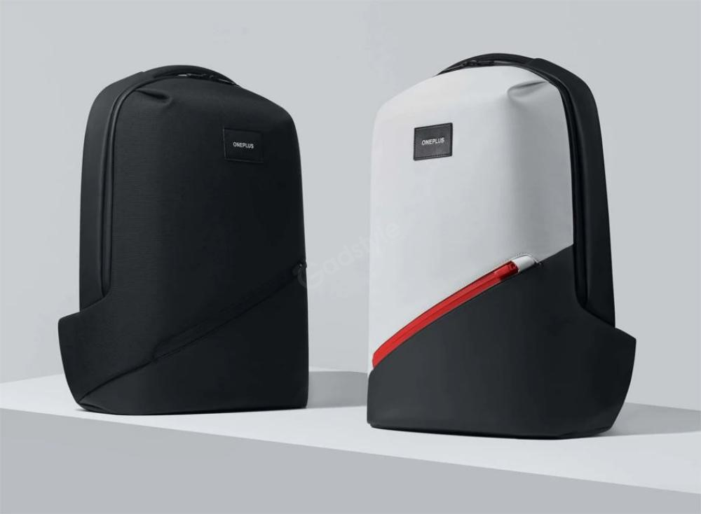 Oneplus Urban Traveler Backpack Charcoal Black (8)