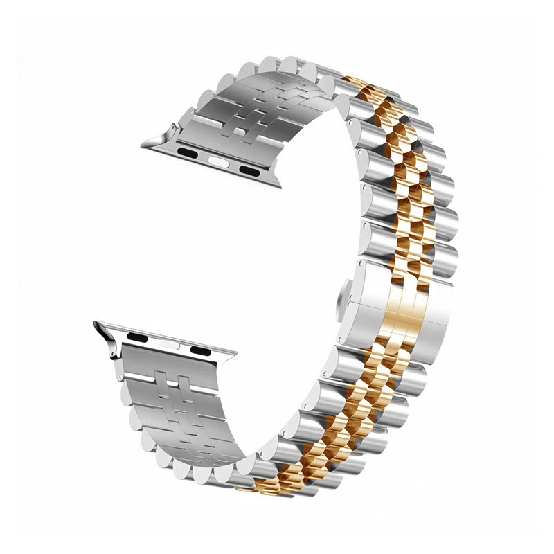 Premium Stainless Steel Strap For Apple Watch 42 44mm (5)