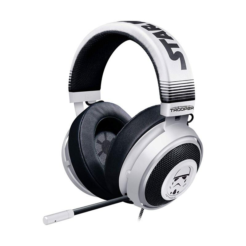 Razer Kraken Stormtrooper Edition Multi Platform Wired Gaming Headset (5)