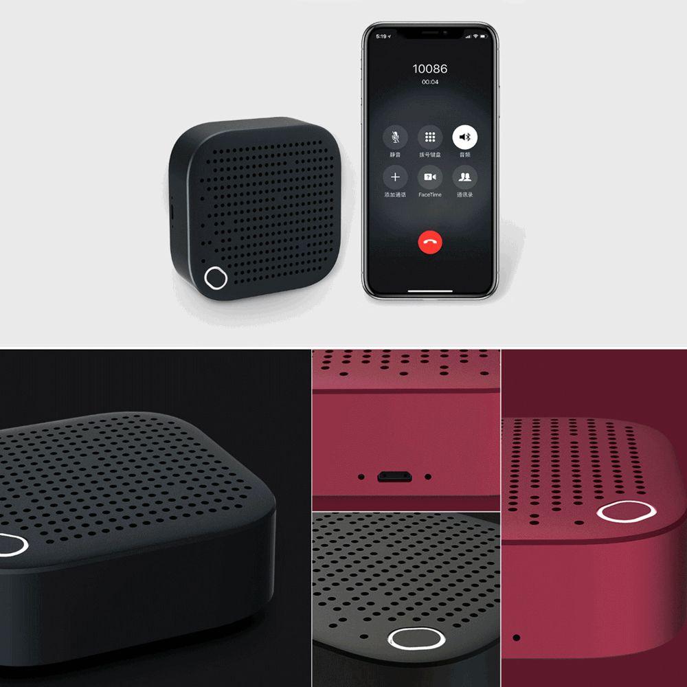 Remax Rb M27 Portable Bluetooth Speaker (5)