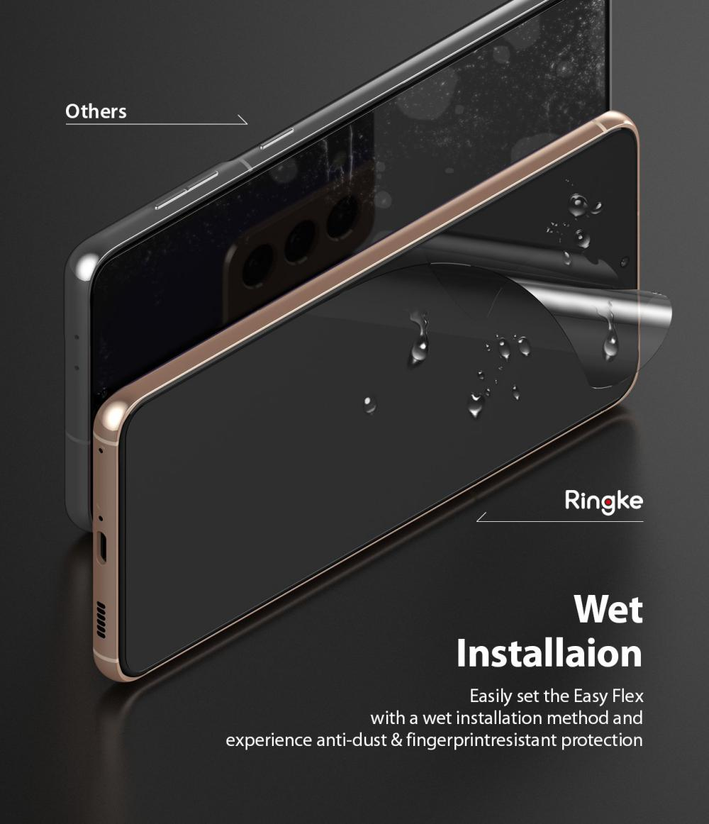 Ringke Dual Easy Screen Protector For Samsung S21 Plus (3)