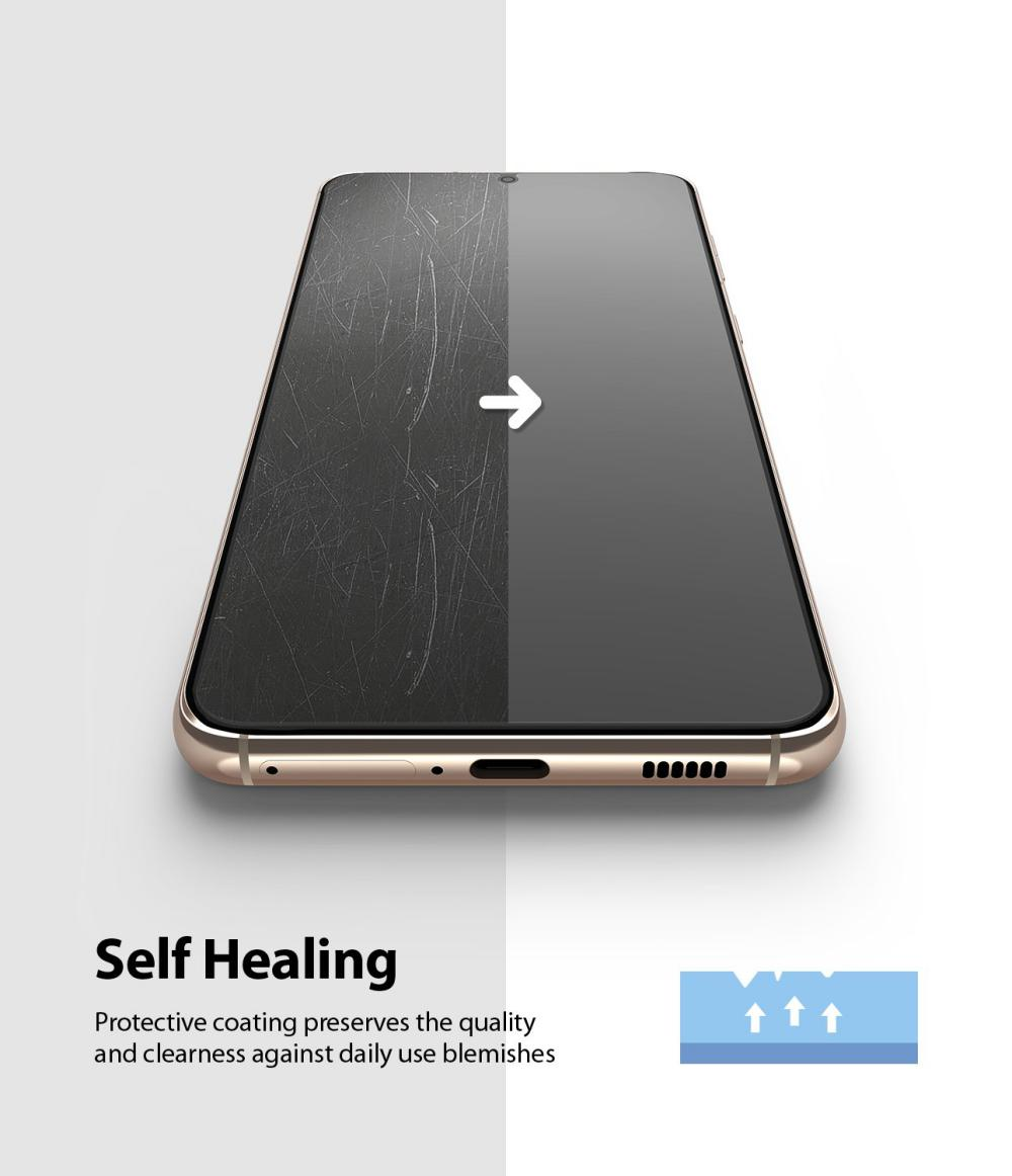 Ringke Dual Easy Screen Protector For Samsung S21 Plus (4)
