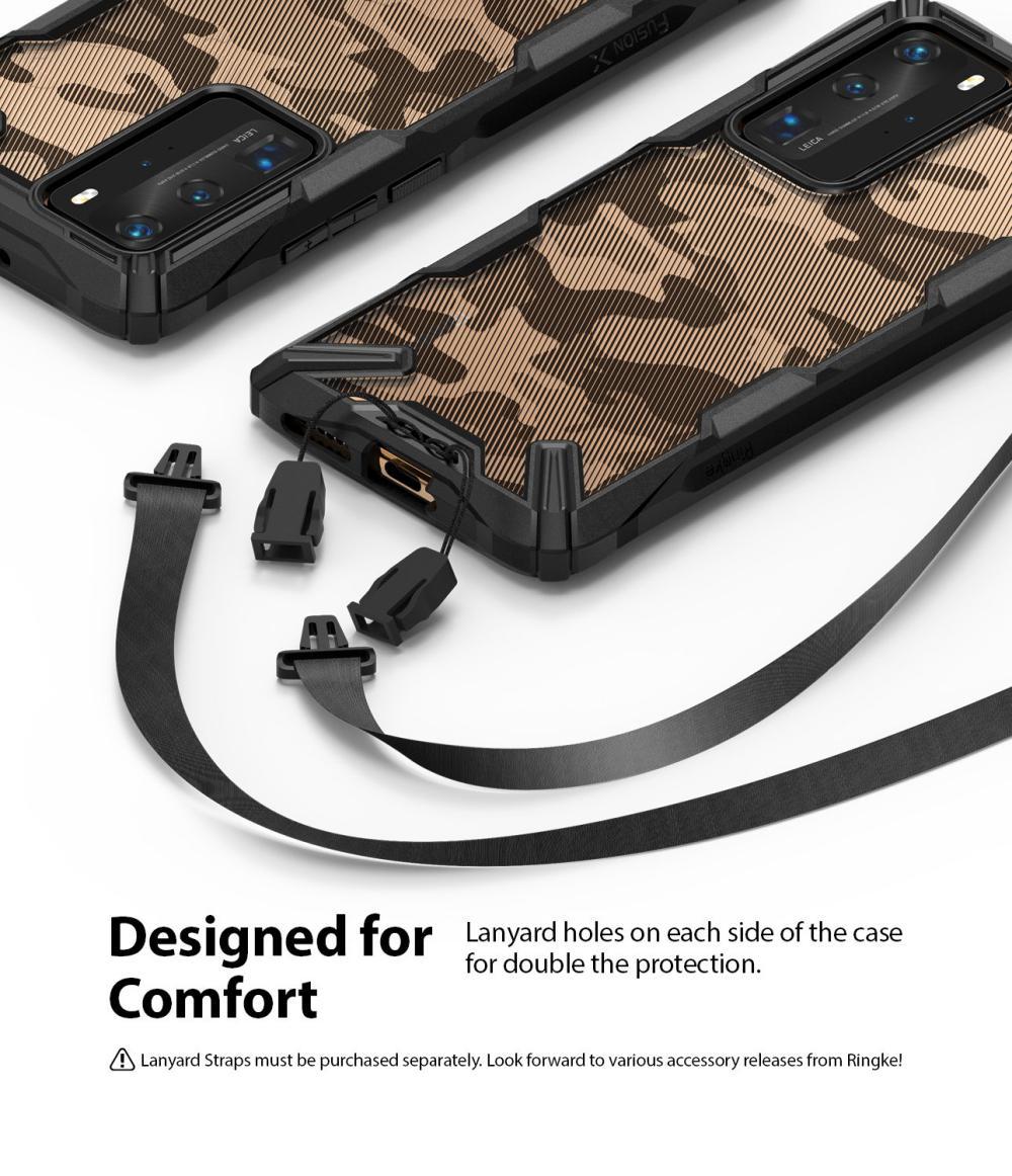 Ringke Fusion X Camo Case For Huawei P40 Pro (3)