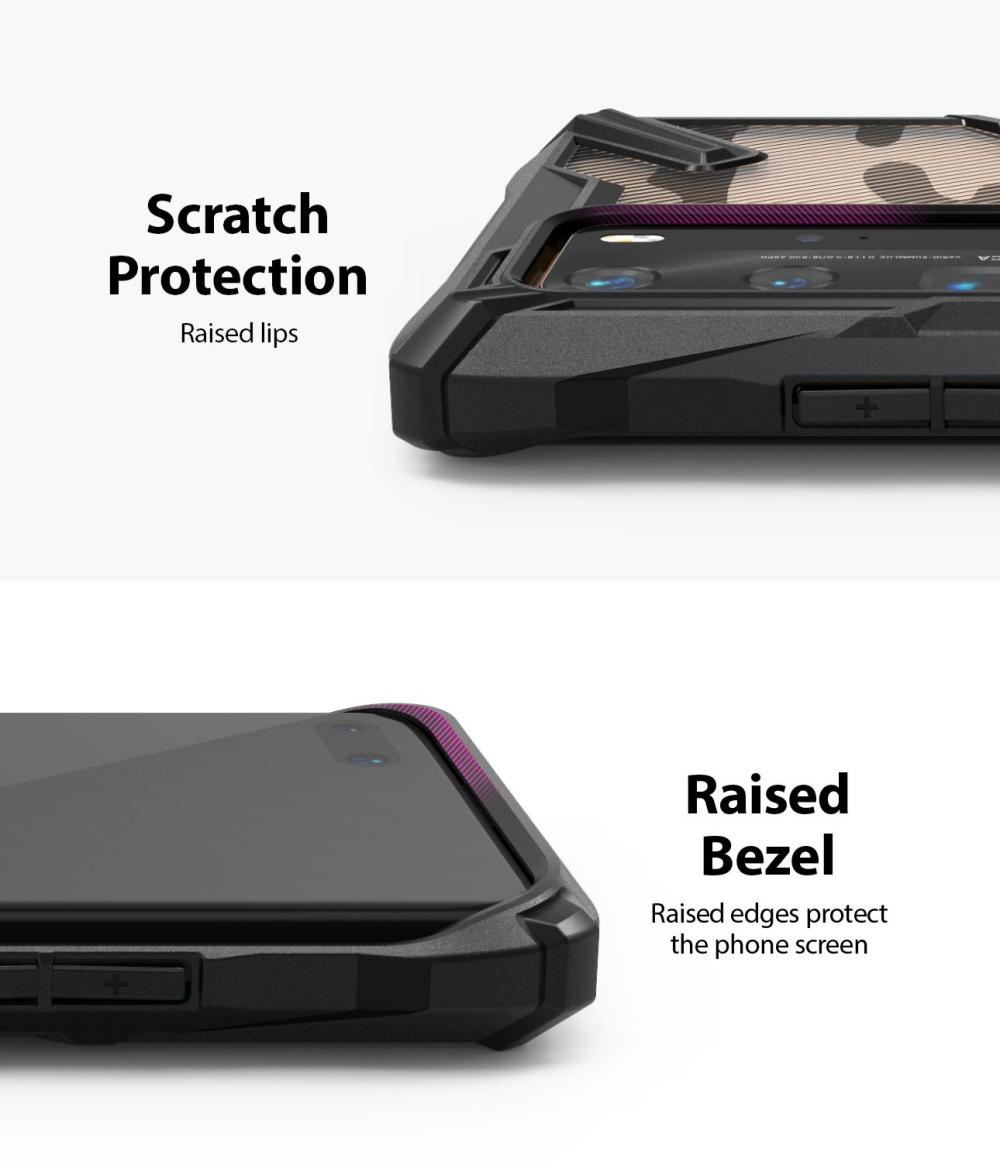 Ringke Fusion X Camo Case For Huawei P40 Pro (4)