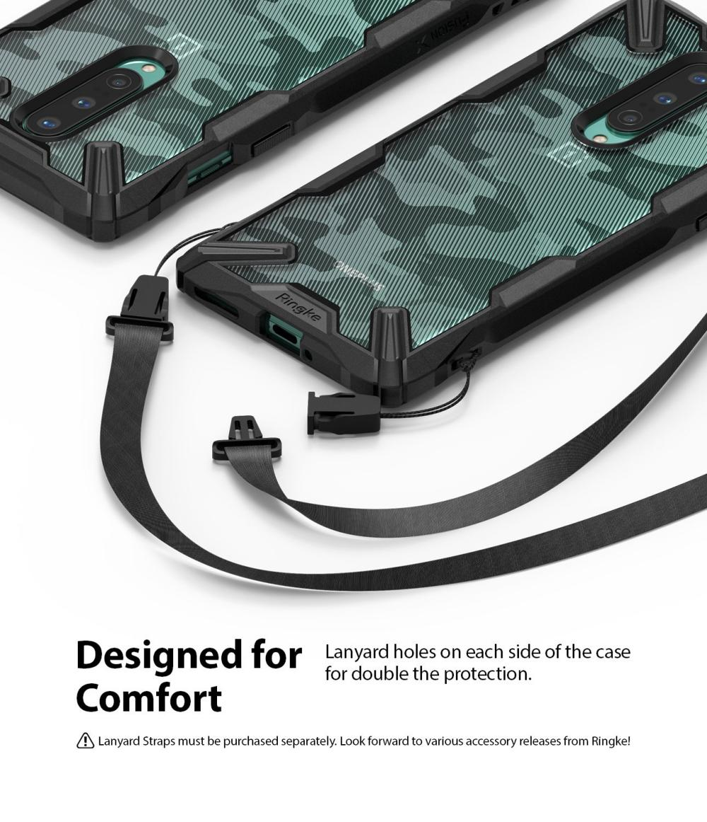 Ringke Fusion X Camo Case For Oneplus 8 (2)