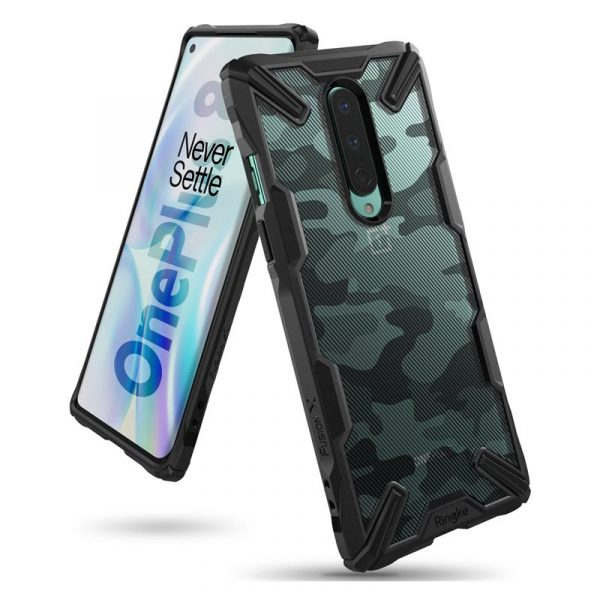 Ringke Fusion X Camo Case For Oneplus 8 (4)