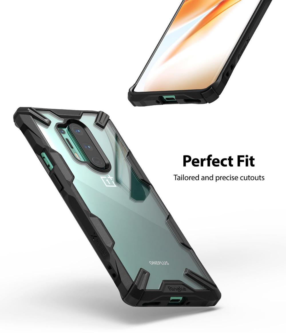 Ringke Fusion X Camo Case For Oneplus 8 Pro (1)