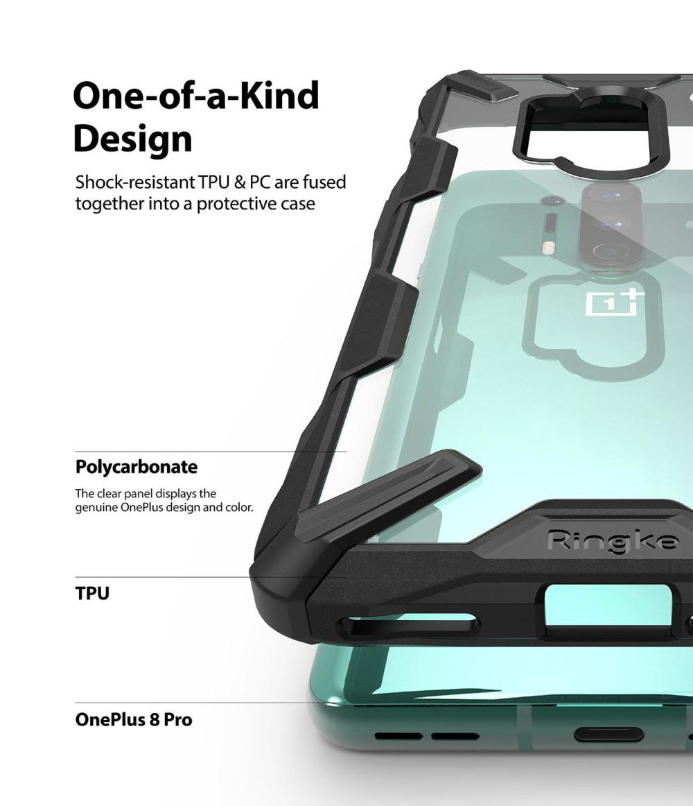 Ringke Fusion X Camo Case For Oneplus 8 Pro (2)