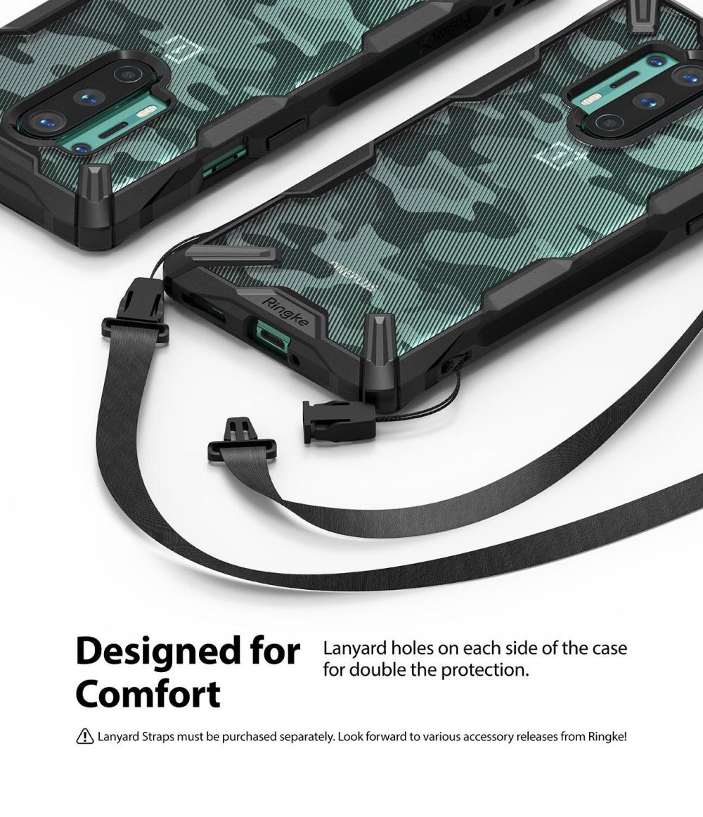 Ringke Fusion X Camo Case For Oneplus 8 Pro (3)
