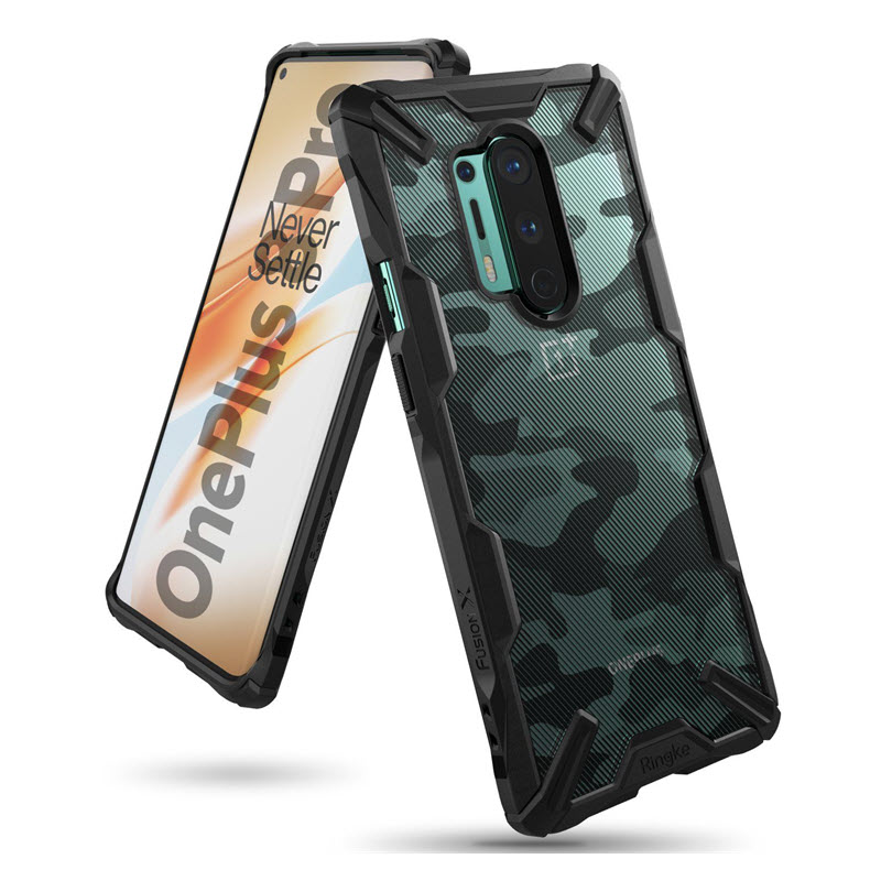 Ringke Fusion X Camo Case For Oneplus 8 Pro (5)