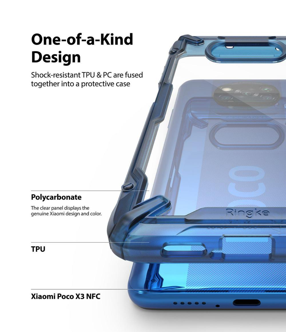 Ringke Fusion X Camo Case For Poco X3 X3 Nfc (4)