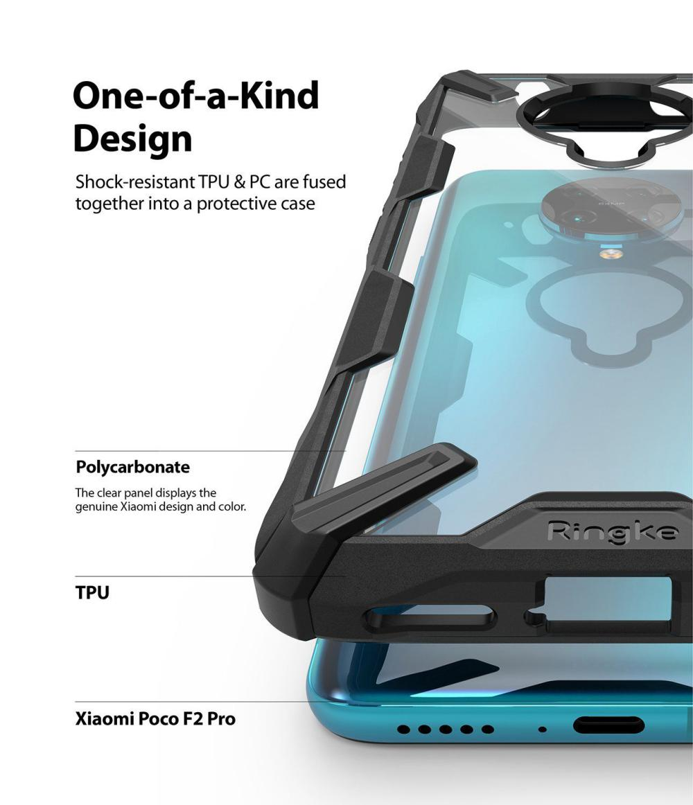 Ringke Fusion X Camo Case For Redmi K30 Pro Poco F2 Pro (1)