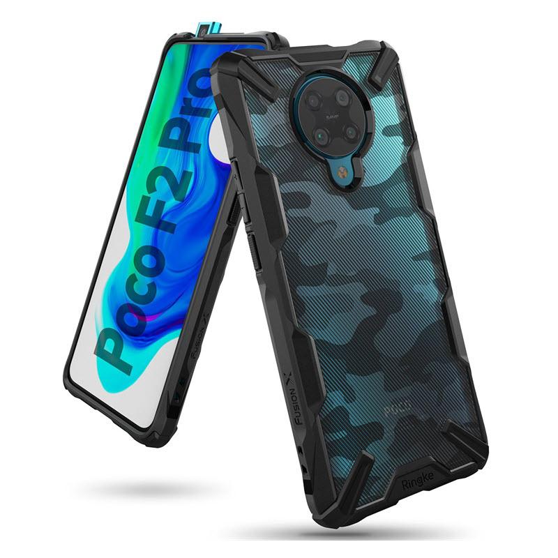 Ringke Fusion X Camo Case For Redmi K30 Pro Poco F2 Pro (5)