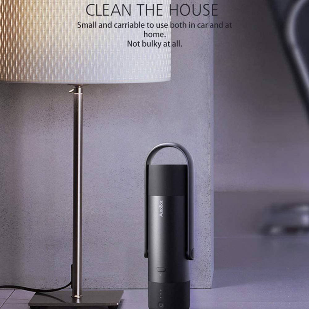 Rock X Autobot Car Portable Handheld Powerful Vacuum Cleaner (4)