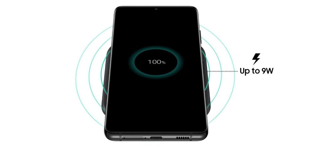 Samsung Wireless Charger 9w Of Fast Charging Pd For Galaxy Phone Watch Buds Iphone And Airp (1)