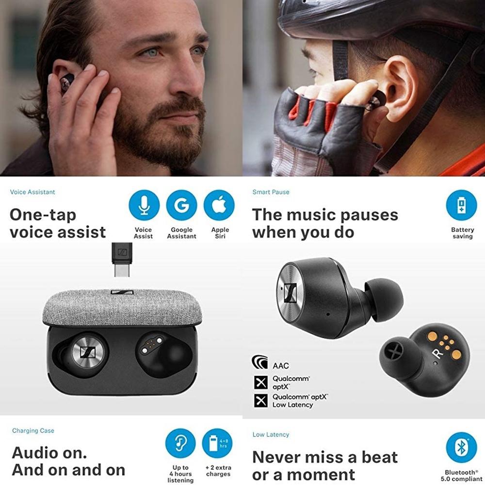 Sennheisers Momentum True Wireless Earbuds (1)