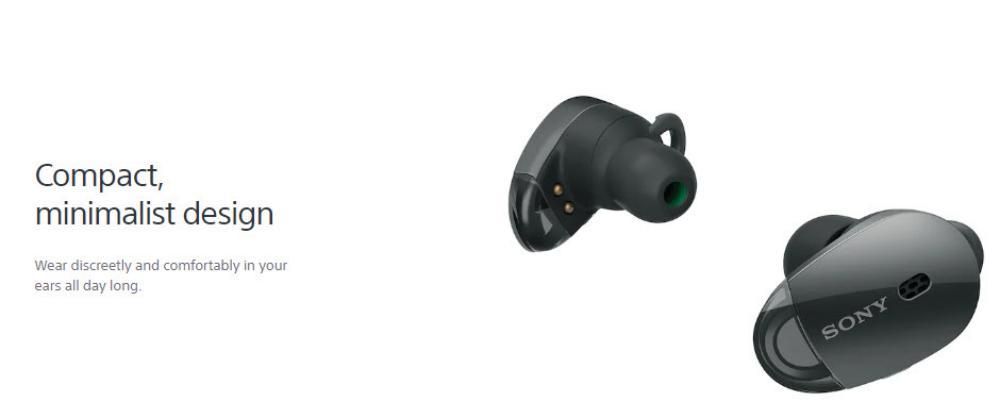 Sony 1000x Wireless Noise Canceling Headphones (2)