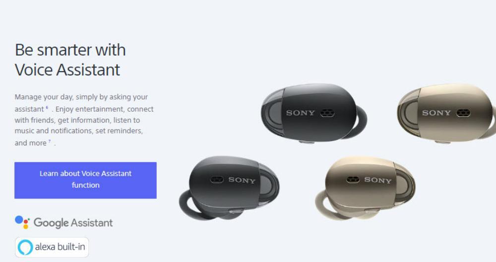 Sony 1000x Wireless Noise Canceling Headphones (3)