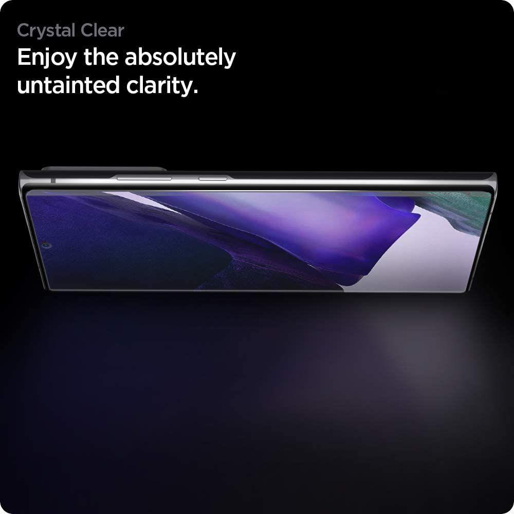 Spigen Neoflex Screen Protector For Galaxy Note 20 Ultra (1)