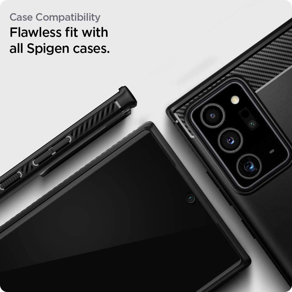 Spigen Neoflex Screen Protector For Galaxy Note 20 Ultra (2)