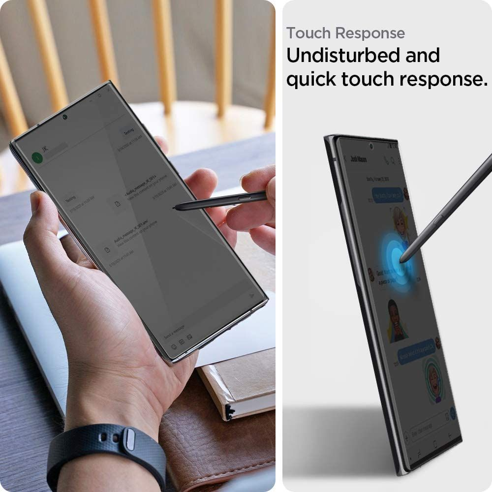 Spigen Neoflex Screen Protector For Galaxy Note 20 Ultra (5)