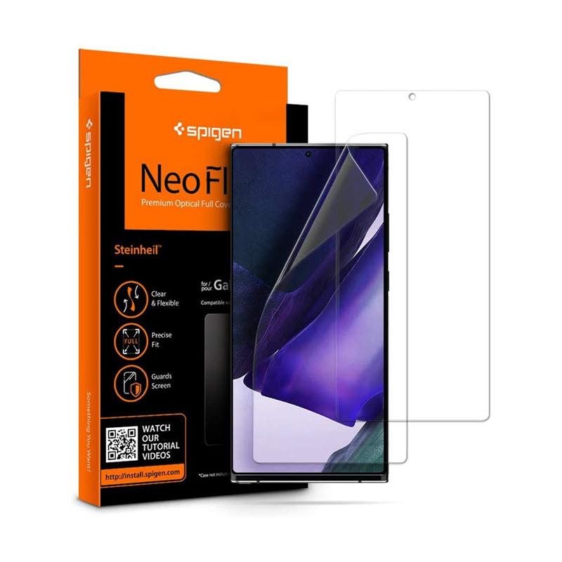 Spigen Neoflex Screen Protector For Galaxy Note 20 Ultra (6)