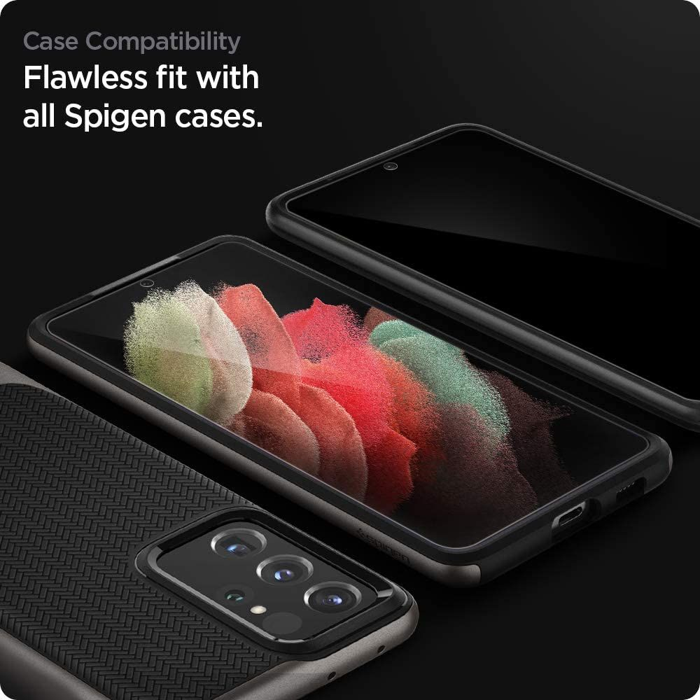 Spigen Screen Protector Neo Flex For Galaxy S21 5g (3)