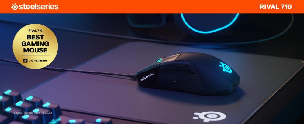 Steelseries Rival 710 Gaming Mouse (4)